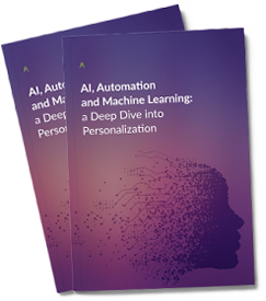 AI, Automation and machine learning